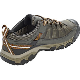 Keen Targhee III WP Chaussures Homme, black olive/golden brown